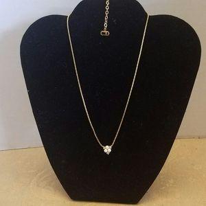 Chrisrian Dior necklace